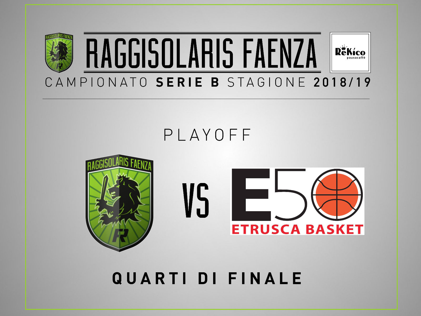 San Miniato E Raggisolaris, Due Club Con Una Storia Simile E Lo Stesso Obiettivo: La Semifinale Play Off