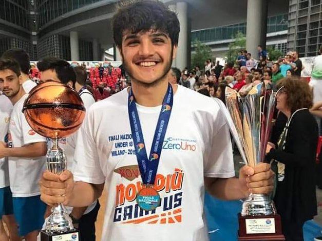 Ecco Amedeo Tiberti, Il Miglior Marcatore Dell'Under 18 Eccellenza