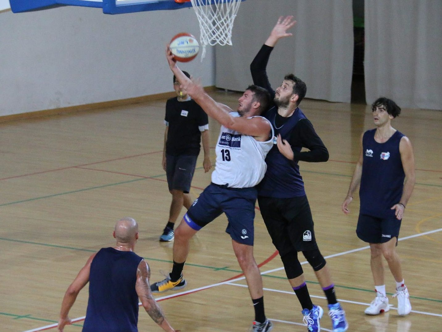 Bologna Basket: Squadra Giovane E Ambiziosa Allenata Da Fucka
